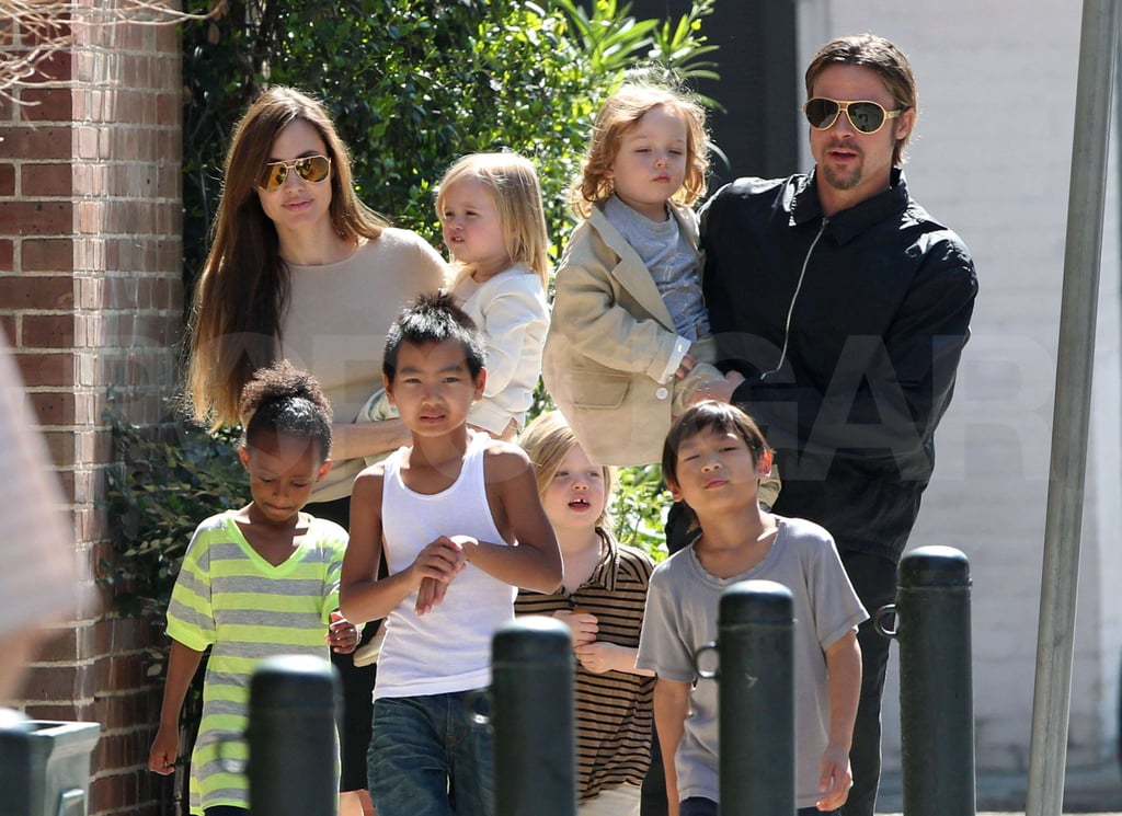 The Jolie-Pitts