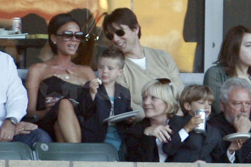 Photos of David and Victoria Beckham's Weekend