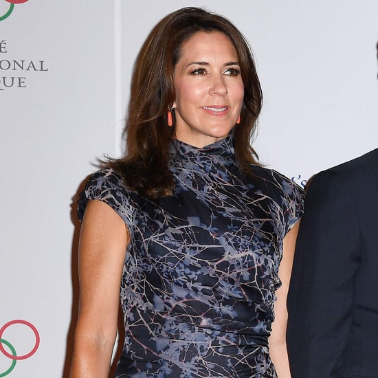 Princess Mary's Printed Dress in Rio August 2016