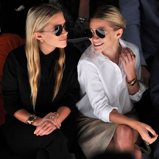 Same-Same, But Different! Stalk the Olsen Twins' Style Over the Years