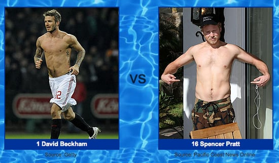 It's That Time Again — Help Us Choose the Hottest Shirtless Guy of 2009!