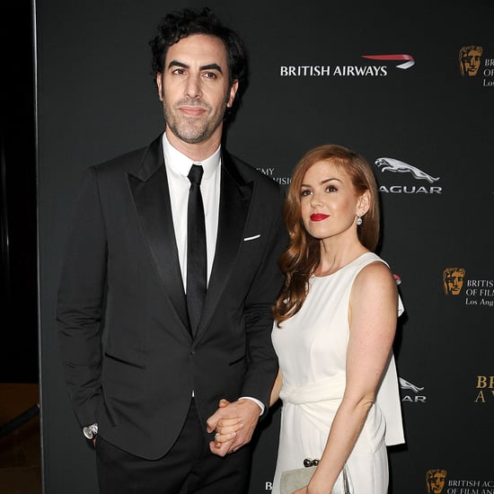 Isla Fisher Is Pregnant 2014