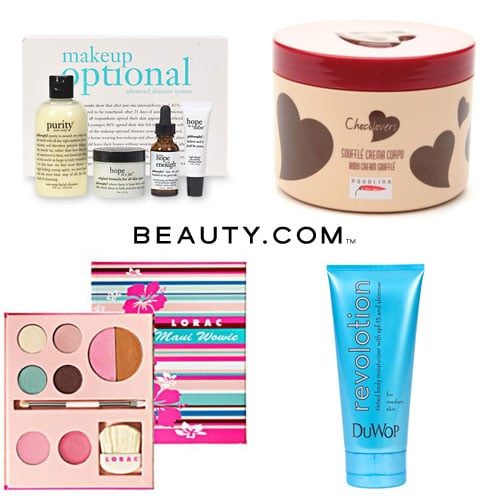Reminder: 20% Off Everything at Beauty.com Today!