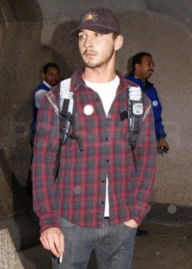 A Warrant Out For Shia LaBeouf's Arrest