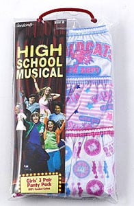 High School Musical Underwear Inappropriate