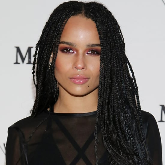 Zoe Kravitz Talking About Her Dad's Penis Flash