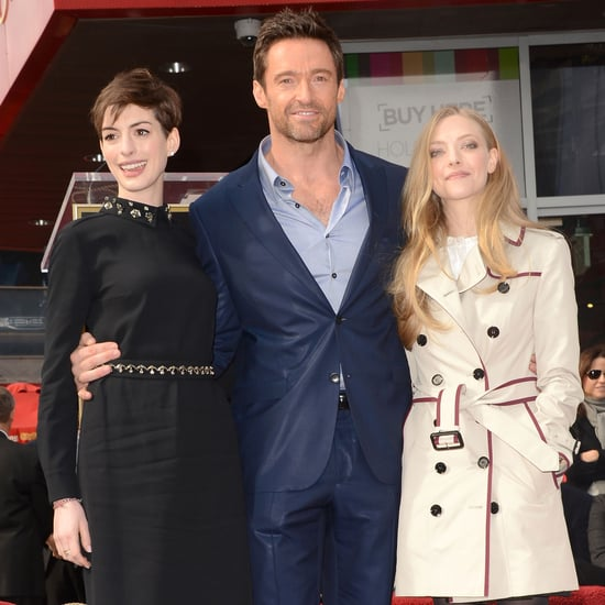 Hugh Jackman Earns Hollywood Walk of Fame Star   Pictures