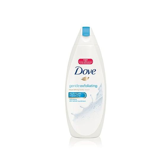 Dove Gentle Exfoliating Nourishing Body Wash