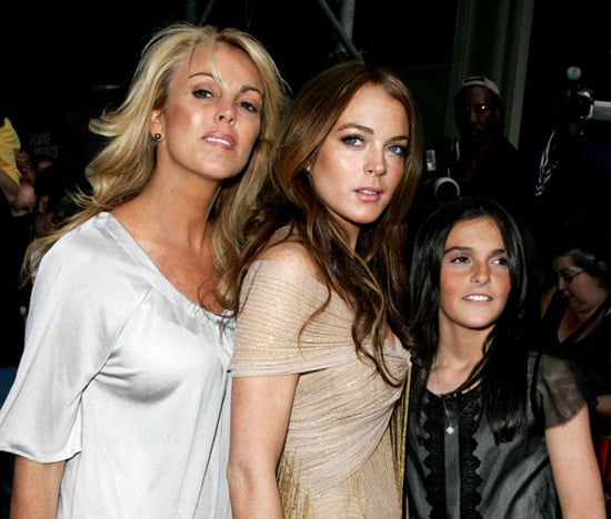 Is Diana Lohan a Good Mother?