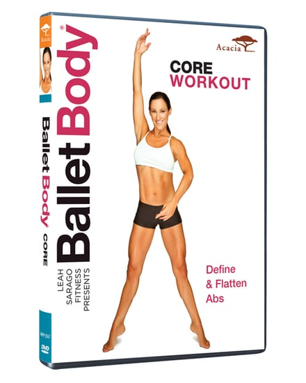 Ballet Body Core Workout DVD Review