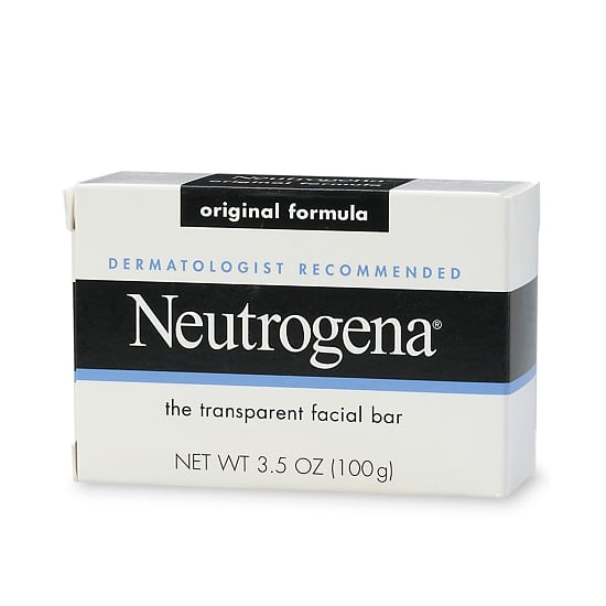 Review of Neutrogena Transparent Facial Bar