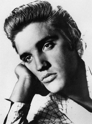 Elvis Presley's Hair Gets $15,000 at Auction