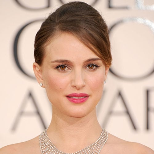 Get Natalie Portman's Golden Globes Makeup