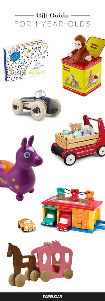 21 Great Gift Ideas For 1-Year-Olds