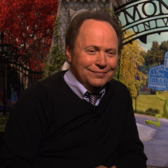 Billy Crystal Interview For Monsters University | Video