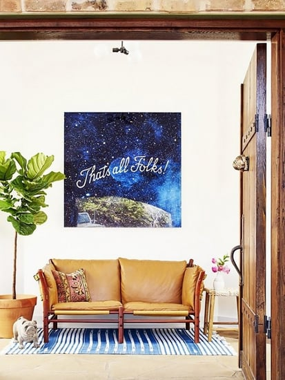 If Walls Could Talk: Awesome Word-Art Prints We Love