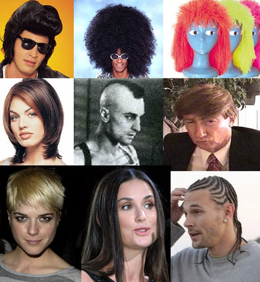 Which Wig Should Britney Choose?