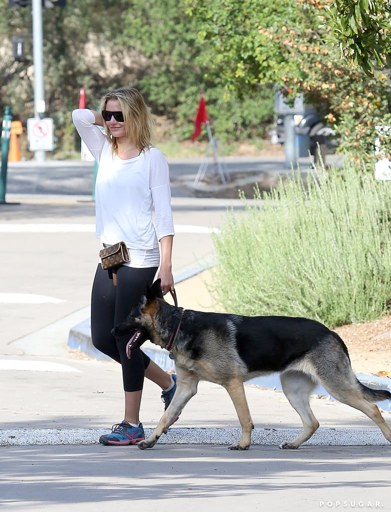 Cameron Diaz and Nicole Richie Pair Up For a Hike