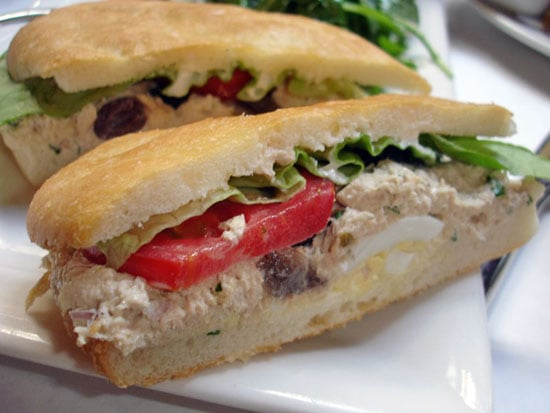 Recipe For Classic Pan Bagnat With Tuna