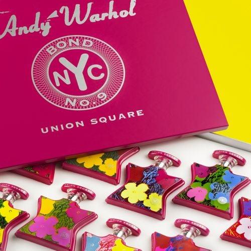 Andy Warhol Fragrance: $1,500