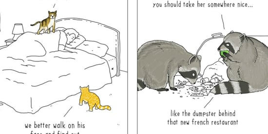 Comics Purr-fectly Capture What Animals Would Say If They Could Talk