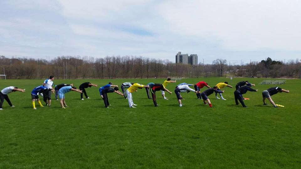 This Canadian Soccer League  is Helping Refugees Feel at Home