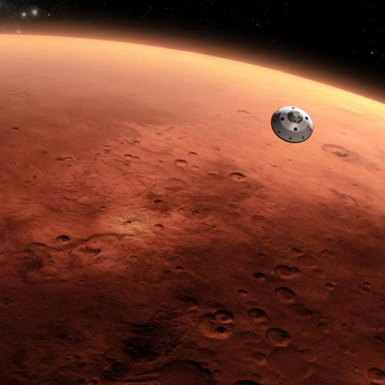 Where to Watch the Mars Rover Landing