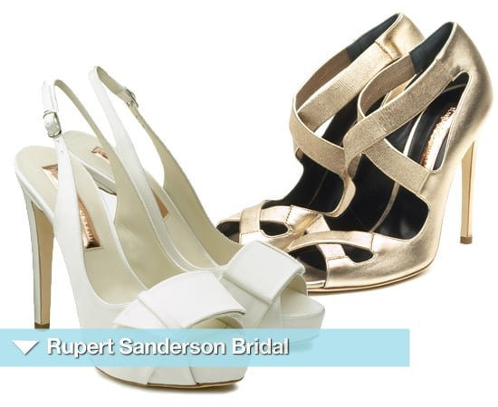 Rupert Sanderson Bridal Collection for Spring Summer 2010