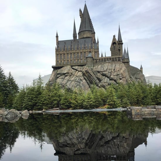 Harry Potter World Japan Facts