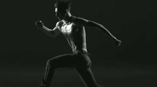 Yves Saint Laurent's New Sneakers Are Hot, But His Topless Male Models are Hotter. Watch The Video