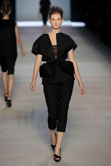 Paris Fashion Week: Giambattista Valli Spring 2009