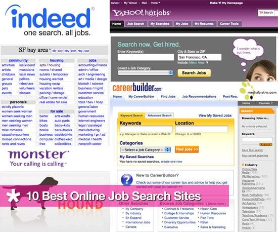 10 Best Online Job Search Sites