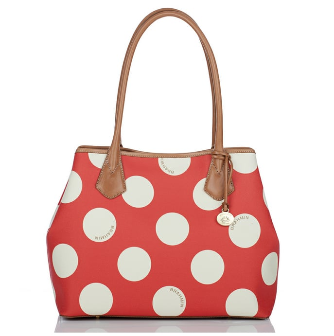Brahmin Boutique Anytime Tote ($225)