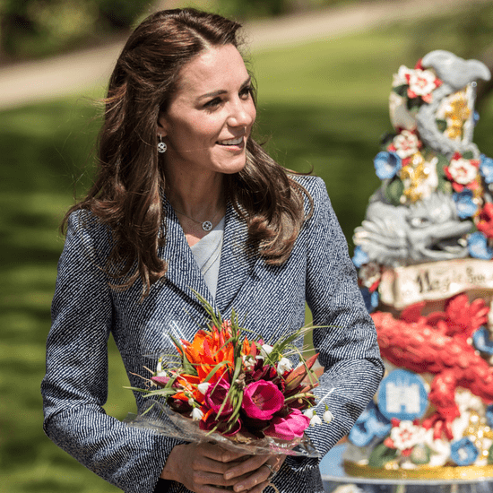 Kate Middleton at Park Opening in London May 2016