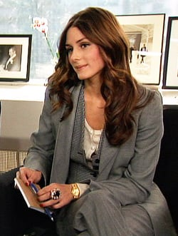 Olivia Palermo's Style on The City