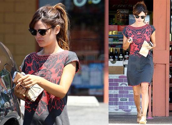 Photos of Rachel Bilson in LA 2008-07-22 07:05:00