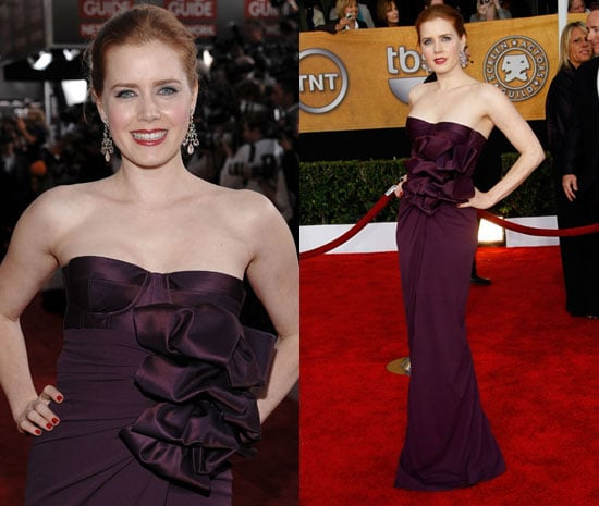 Screen Actors Guild Awards: Amy Adams