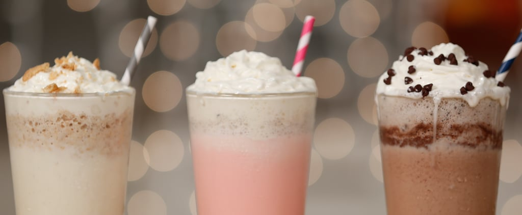 Make 2 of Starbucks's New Frappuccinos at Home
