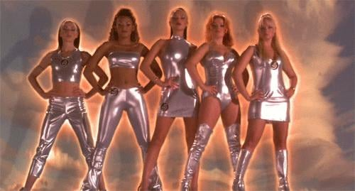 You owned Spice World.