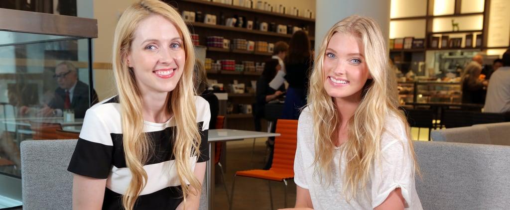 Supermodel Elsa Hosk Is Following in Gisele and Miranda's Angel Footsteps