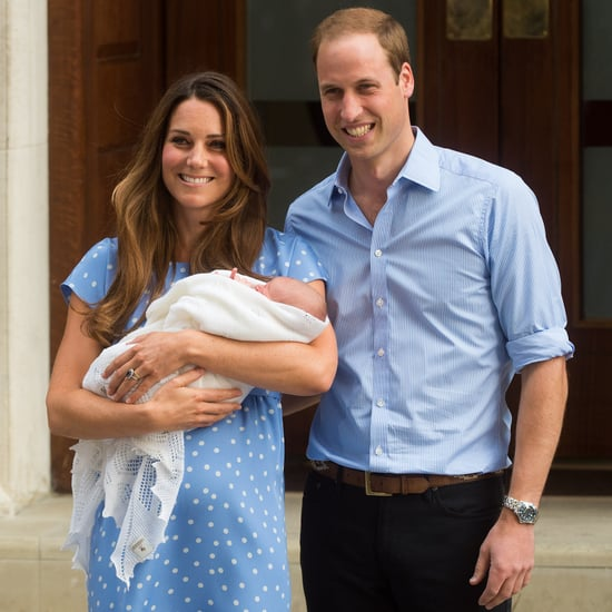 Having a Baby the Same Age as Prince George