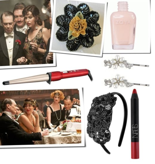 How to Get the Boardwalk Empire 1920s Beauty Look!