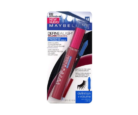 Maybelline Define-A-Lash Waterproof Volume Mascara