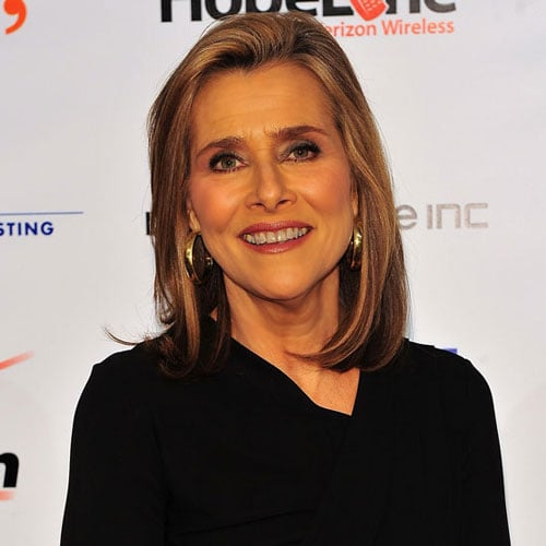 Meredith Vieira Credits Her Success to a Bad Perm