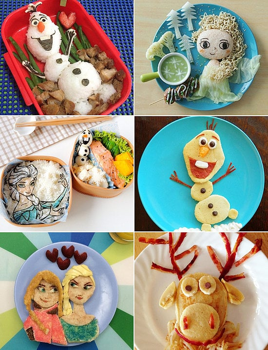 MAKE: Take your child's love of Frozen to a whole new level with these treats!