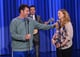 "Adam Sandler serenaded his costar and friend Drew Barrymore on The Tonight Show Starring Jimmy Fallon, singing a song called ""Every 10 Years"" and performing ""Grow Old With You"" from end of The Wedding Singer."
