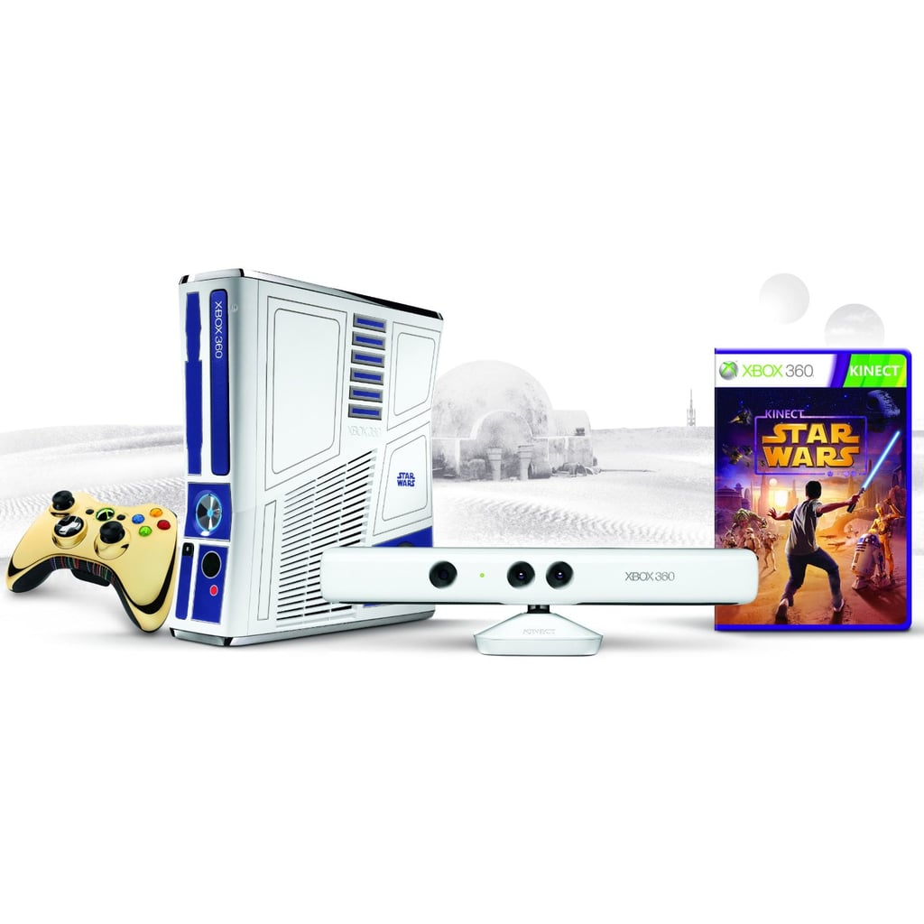 Limited-Edition Star Wars Xbox 360 Kinect Bundle