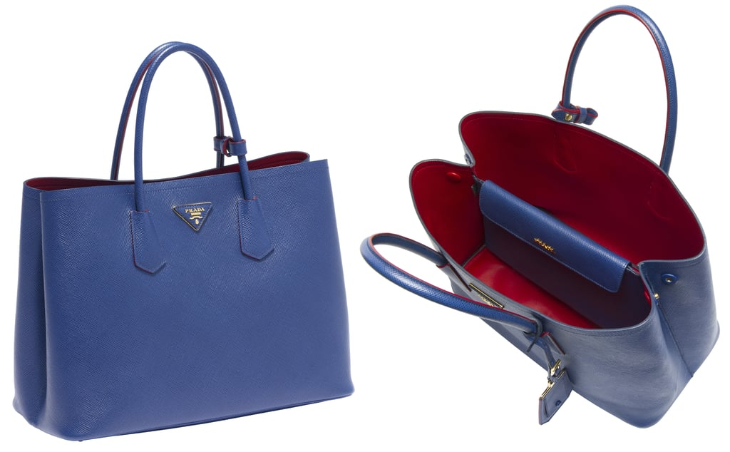 double purse - Prada Double Bag Review | POPSUGAR Fashion