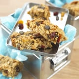 Power Packed Oat Bars With Cranberries, Apricots and Pumpkin Seeds