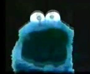 Death Metal Cookie Monster